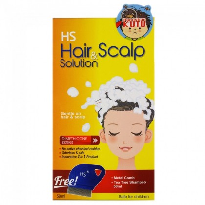 HS Hair & Scalp Solution